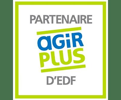 Partenaire d'EDF - Agir plus