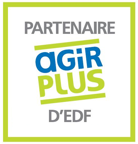 REMISE DE 500€ : PARTENARIAT EDF - AGIR PLUS