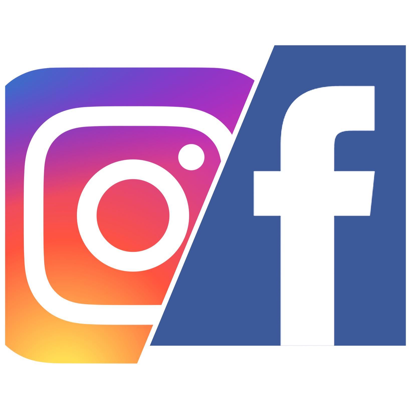 Nos réseaux sociaux - Instagram & Facebook